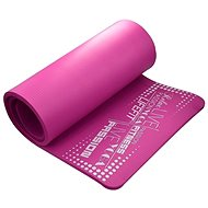 Lifefit yoga mat exkluziv plus, 180x60x1,5cm, bordó