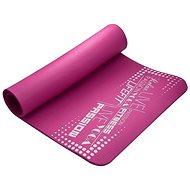 Lifefit yoga mat exkluziv , 100x60x1cm, bordó