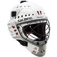Salming Phoenix Elite Helmet Senior Bílá