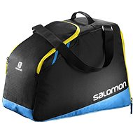 Salomon Extend Max Gearbag Black/Process Blue/Ye - Sporttasche