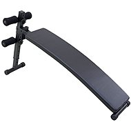 Lifefit Sloping bench sed-leh curved - Bench