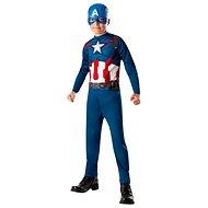 Avengers Assemble - Capitan America Action Suite - Dětský kostým