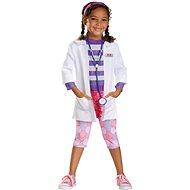 Doktorka plyšáková - v dárkovém balení - vel. S - Dětský kostým