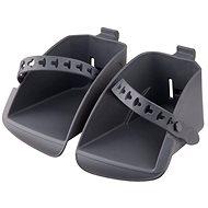 Náhradní stupačky sedačky Polisport Koolah a Boodie, tmavě šedá - Příslušenství