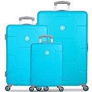 Sada Suitsuit TR-1244/3 ABS Caretta Ocean Blue