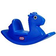 Little Tikes Houpací koník modrý