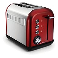 Morphy Richards Accents Red 2S - Topinkovač