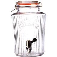 Kilner Sklenený nápojový automat s kohútikom - nápojový automat