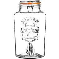 Kilner Glasgetränkespender 5 Liter - Getränkeautomat