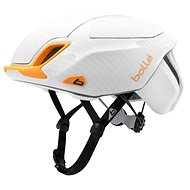 Bollé The One Road Premium White/Orange, velikost ML 58-62 cm - Helma na kolo