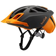 Bollé The One MTB Grey / Flash Orange, velikost ML 58-62 cm - Helma na kolo