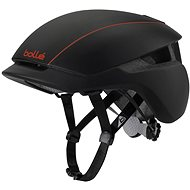 Bollé Messenger Standard Black / Red, velikost SM 54-58 cm - Helma na kolo