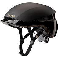 Bollé Messenger Premium Black / Gold, velikost SM 54-58 cm - Helma na kolo