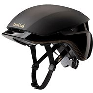Bollé Messenger Premium Black / Gold, velikost ML 58-62 cm - Helma na kolo