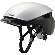 Bollé Messenger Premium Hi-Vis White / Black, velikost SM 54-58 cm - Cyklistická helma