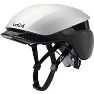 Bollé Messenger Premium Hi-Vis White / Black, velikost ML 58-62 cm - Cyklistická helma