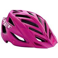 Met Terra 2017 matt pink / turquoise, size 54/61 - Bike helmet