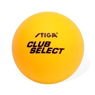Stiga Club Select orange 6 pcs - Balls