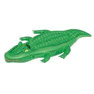 Aufblasbare Krokodil mit Griff 167 x 89 cm - Aufblasbare Attraktion