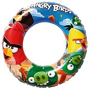 Inflatable circle - Angry Birds, diameter 56 cm - Ring