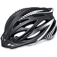 R2 Arrow černá, bílá matná S - cyklistická helma