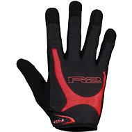 R2 Cube black, red S - Gloves
