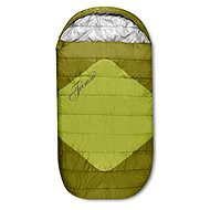 Trimm Divan kiwi green / green 195 - Sleeping Bag