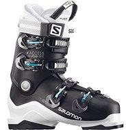 Salomon X Access 70 W Black/White/Topaz Green - Dámské lyžařské boty