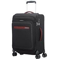 American Tourister Airbeat Smart Spinner 55 Universe Black - Cestovní kufr s TSA zámkem