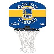 Spalding NBA miniboard Golden State Warriors - Basketball-Korb