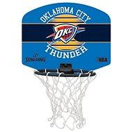 Spalding NBA miniboard Oklahoma City Thunder - Basketball-Korb