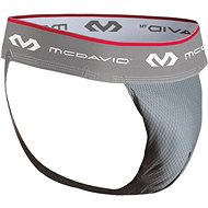 McDavid Athletic Supporter / mesh w/ FlexCup™, šedá XL - Protektoren