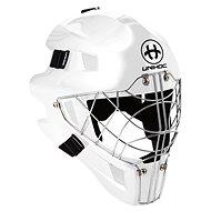 Unihoc maska OPTIMA 66 all white - Helma