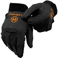 Unihoc brankářské rukavice Packer black KIDS