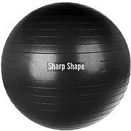 Sharp Shape Gym ball black 75 cm