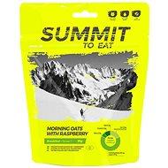 Summit To Eat - Ovesná kaše s malinami - Trvanlivé jídlo