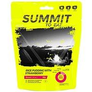 Summit To Eat - Rýžový nákyp s jahodami - Trvanlivé jídlo