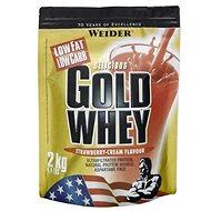Weider Gold Whey jahoda 2kg - Protein