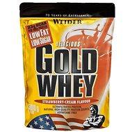 Weider Gold Whey jahoda 500g - Protein