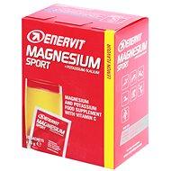 ENERVIT Magnesium Sport (10x 15 g) citrón - Nápoj proti křečím