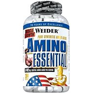Weider Amino Essential 204kapslí - Esenciální aminokyselina