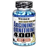 Weider Arginine + Ornithine 4000 180kapslí - Arginin