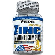 Weider Zinc Immune Complex 120kapslí - Kapsle