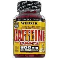 Weider Caffeine caps 110kapslí - Stimulant