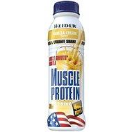 Weider Muscle Protein Drink vanilka 500ml - Proteinový drink
