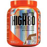 Extrifit High Whey 80 1000 g nut nougat
