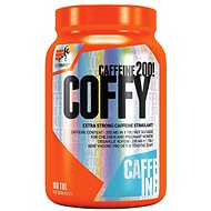 Extrifit Coffy 200 mg Stimulant 100 tbl - Stimulant