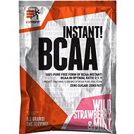 Extrifit BCAA Instant 6,5 g wild strawberry & mint - Aminokyseliny BCAA