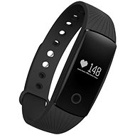 UMAX U-Band 107HR Black - Fitness-Armband