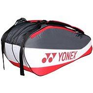 Yonex Bag 5526, 3R, GRAY/ RED - Sportovní taška